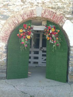 Custom archways