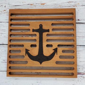 Handmade Anchor Trivet